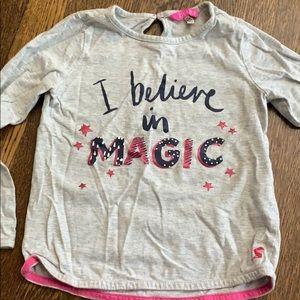 Joules- I believe in magic tshirt